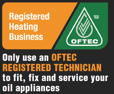 OFTEC- L & P Heating Services Ltd